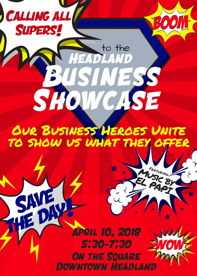 2018 Headland Business Showcase
