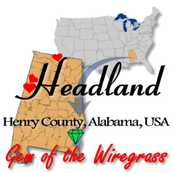 Headland, Alabama - Gem of the Wiregrass