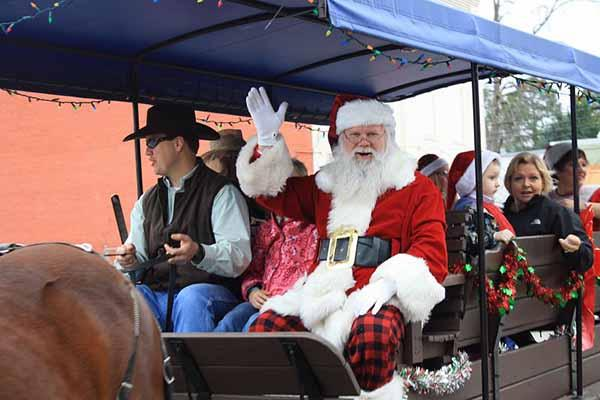 feature christmas parade