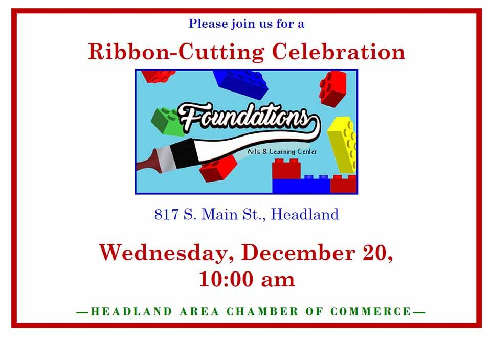 2017 12 20 Foundations Ribbon Cutting