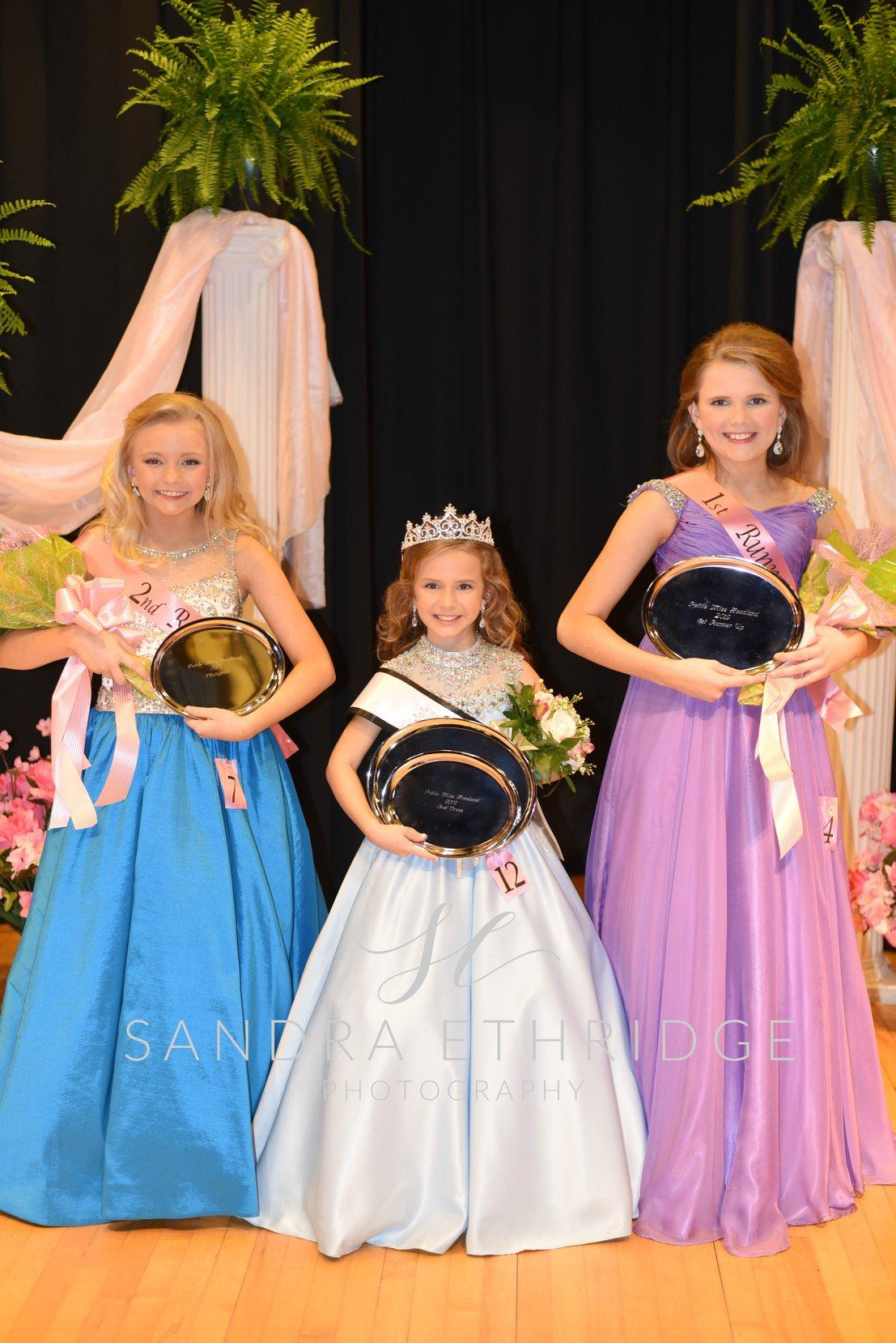 03 2019 PETITE MISS Headland Pageant Anslee Culp_Ansley Freeman Parker Paisely Jackson