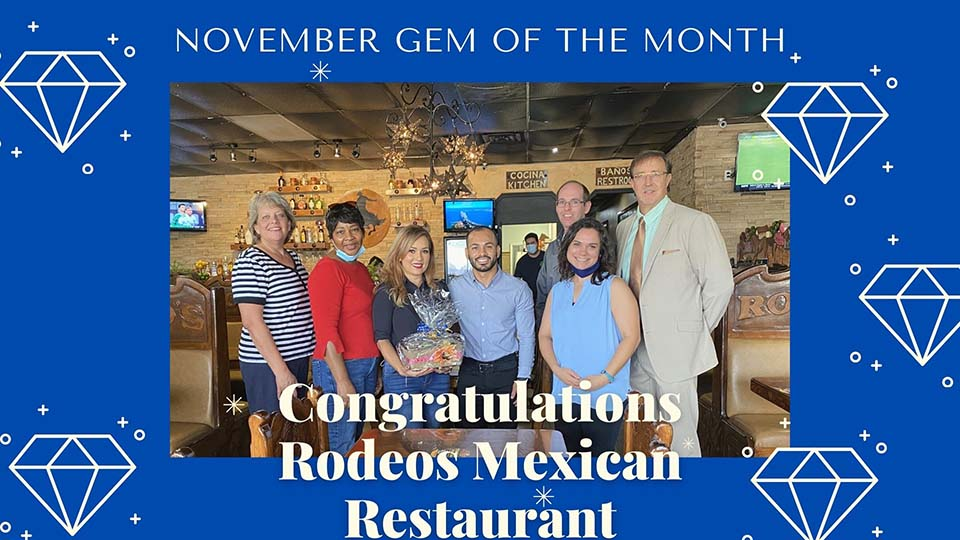 2020 11 HCOC Gem of the Month Rodeos Mexican Restaurant