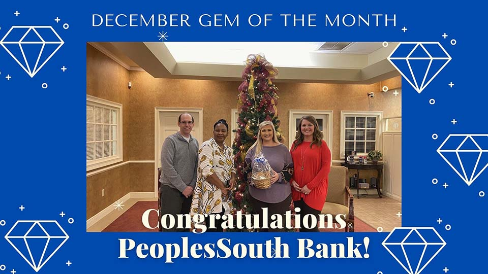 2020 12 HCOC Gem of the Month PeoplesSouth Bank