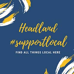 Headland Support Local